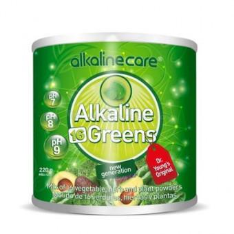 pH Miracle Greens - alkalický zelený nápoj