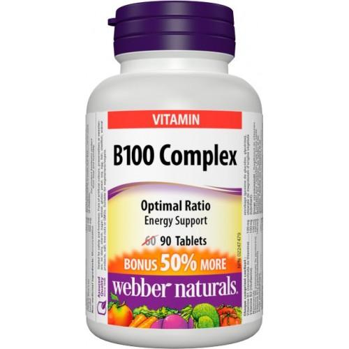 B Komplex 100 mg Forte