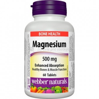 Magnézium 500 mg