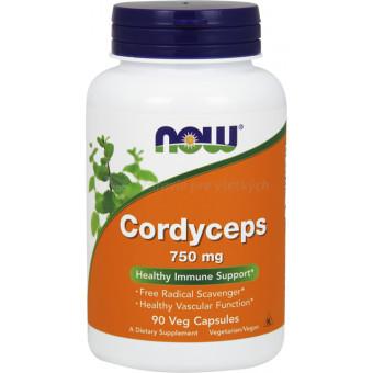 Cordyceps 750 mg