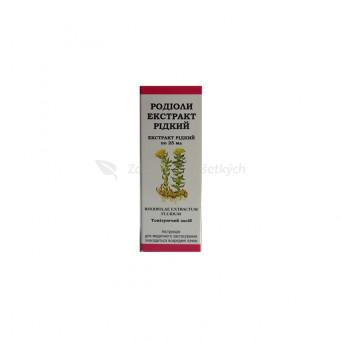 Rhodiola extrakt (Zlatý koreň)