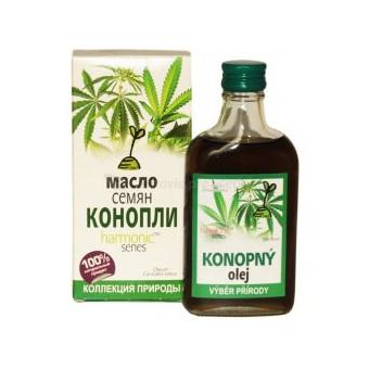 Konopný olej 100% - 200 ml