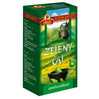 Zelený čaj povzbudzujúci