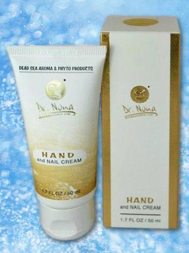 Antibakteriálny a ochranný krém na ruky a nechty